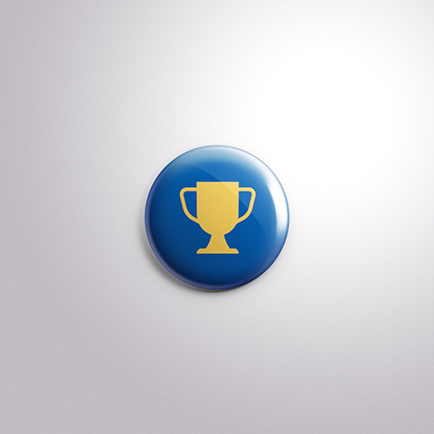 pin trofeo academia scorpion