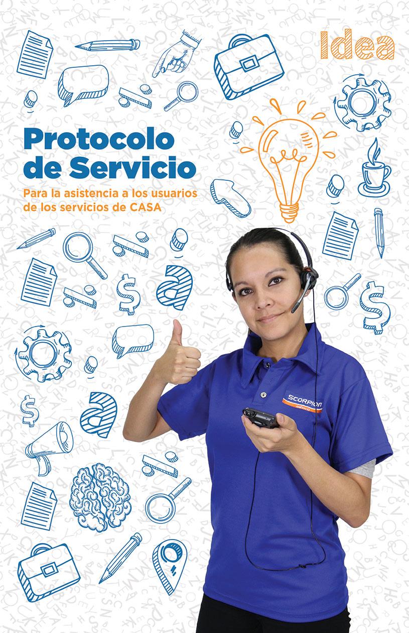 protocolo de servicio externo